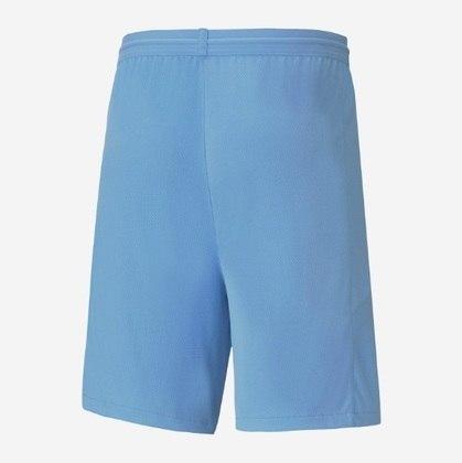 Novo uniforme 1 será usado com calção branco ou azul