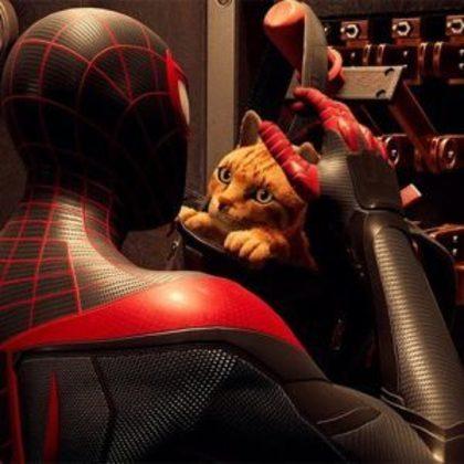 "Novo vídeo de Spider-Man: Miles Morales mostra o ""Gato-Aranha"""