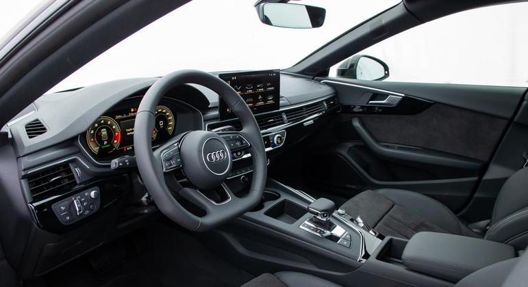 Sistema de multimídia Audi MMI foi atualizado pela marca
