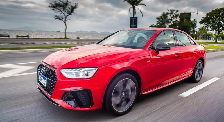 Audi A4 é vendido por R$ 229,9 mil na versão Prestige