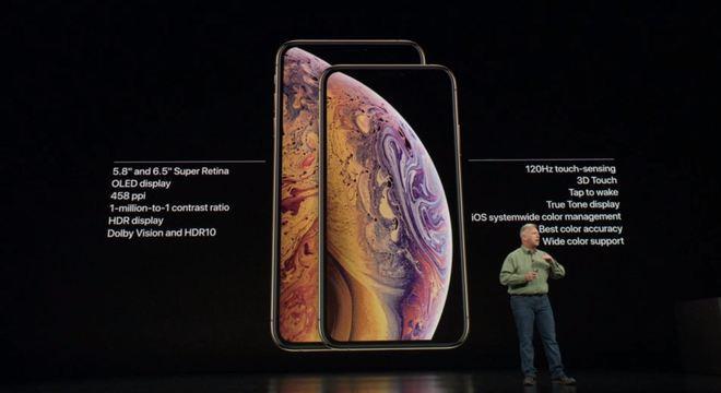 Sucessores do iPhone X terão até 6,5 polegadas de tamanho