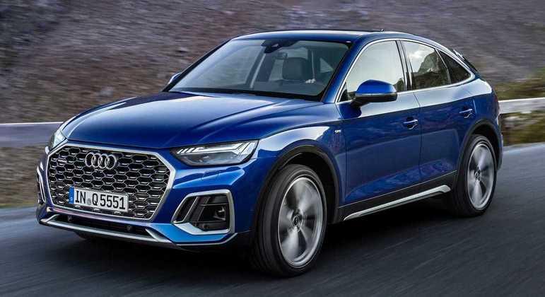 A Audi abriu hoje (1), a pré-venda dos novos Q5 e Q5 Sportback