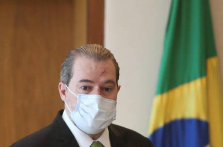 O ministro Dias Toffoli