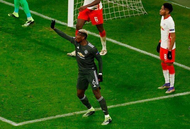 Internamente alguns jogadores não conseguirem dar uma boa resposta em campo e parecem insatisfeito. Caso por exemplo do volante francês Paulo Pogba.