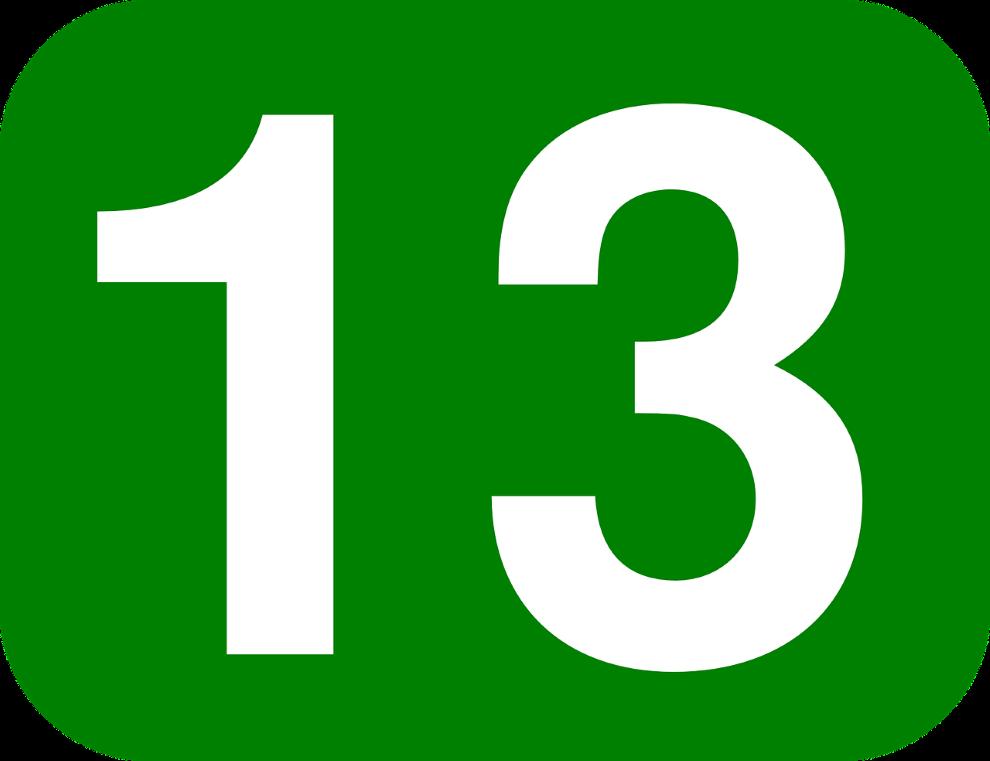 O número dos azarados