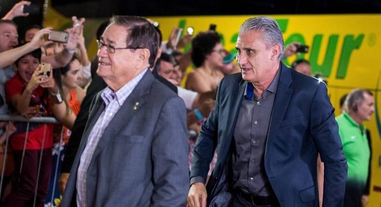 Nunes, monitorado por Feldman, quer a seleção principal, e Tite, na Copa América