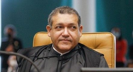 Nunes Marques foi o 2º a votar na ação