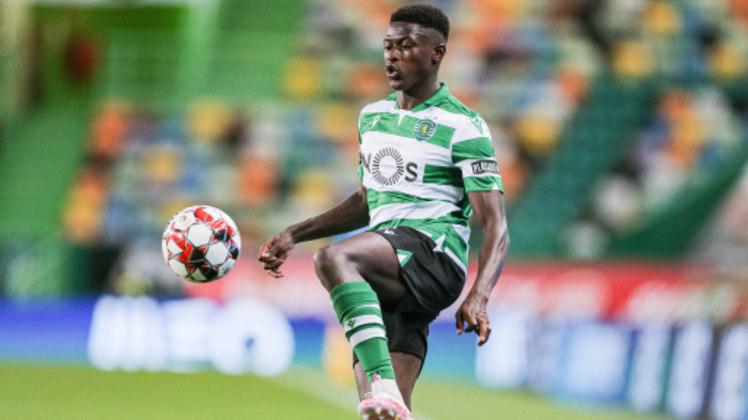 Nuno Mendes (18 anos) - Posição: lateral - Clube: Sporting.