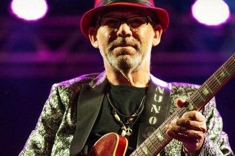 Nuno Mindelis é um dos maiores guitarristas do Brasil