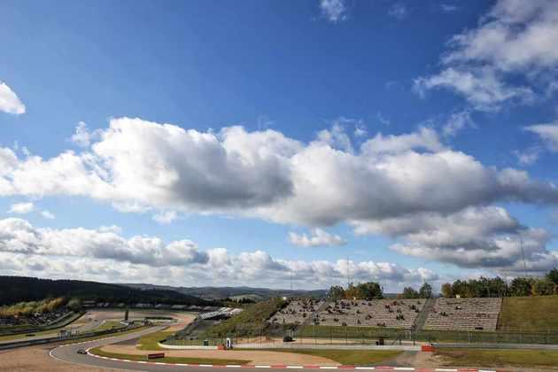 Nürburgring recebe a F1 pela primeira vez desde 2013