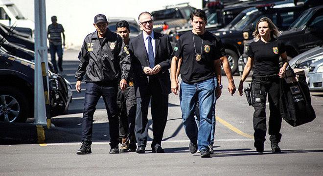 A triste imagem da prisão de Carlos Arthur Nuzman