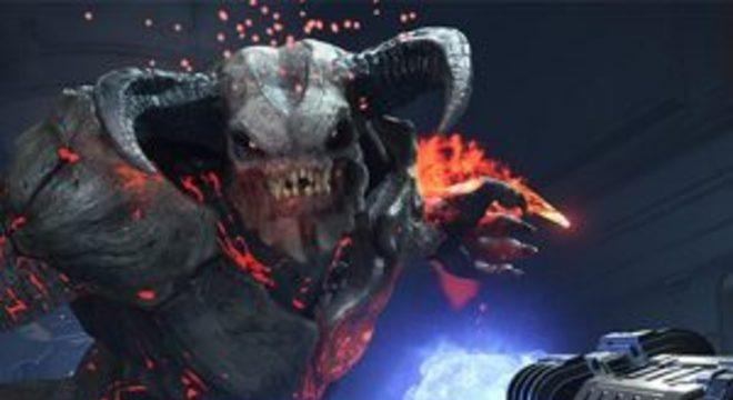 Nvidia mostra Doom Eternal na nova RTX 3080 e faz comparação com GPU anterior