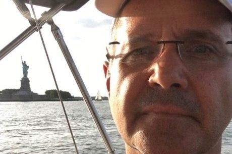 'Parece que foi ontem', diz Larry, sobrevivente do WTC