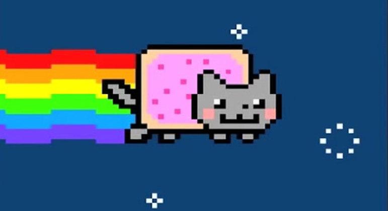 Você já sonhou com esse gato?