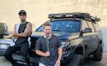 Para as aventuras, Nyjah tem uma caminhonete da marca Chevrolet. O automóvel é da edição Suburban, que tem um valor de R$ 192 mil