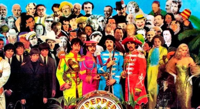 O álbum lançado em 1967 pelos Beatles alcançou 32 milhões de discos vendidos no mundo.