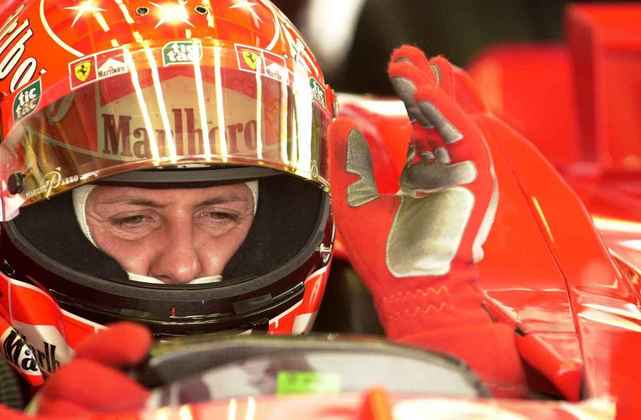 O alemão foi por anos o competidor de maior sucesso da Fórmula 1