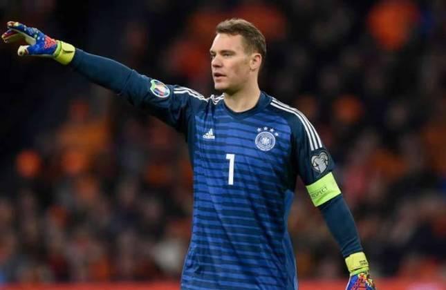 O alemão Ter Stegen, de 29 anos, é considerado um dos melhores goleiros do mundo. Ele é peça-chave do Barcelona.