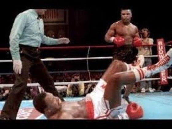 O ano de 1988 marcou a carreira de Tyson, que se consolidava como um dos maiores pugilistas de todos os tempos. No dia 22 de janeiro de 1988, ele nocauteou o ex-campeão Larry Holmes no quarto assalto, em Nova Jersey