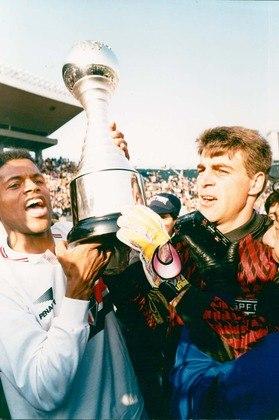O ano de seu melhor aproveitamento foi o de 1991, com 68,82%. Além dele, o elenco era composto por outros grandes nomes, como Cafu, Raí, Muller, Cerezo, Palhinha e o técnico Telê Santana.