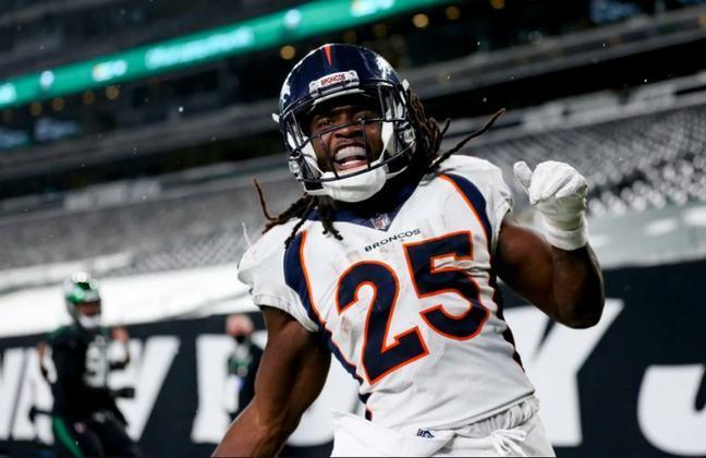 O ano prometia para o Denver Broncos, mas as lesões, incluindo o QB Drew Lock, frearam o ímpeto da franquia.