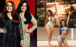 Desde que iniciaram a carreira, em 2013, as cantoras sertanejas Maiara e Maraísa mudaram bastante o visual. Passaram pelo programa de emagrecimento da Mayra Cardi, fizeram bariátrica, lipo, rinoplastia e outros procedimentos estéticos. O resultado das transformações é de cair o queixo! As irmãs mudaram o modo de se vestir e costumam exibir cliques sensuais nas redes. Veja o antes e depois