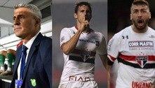 Crespo é mais um! Relembre os argentinos na história do São Paulo