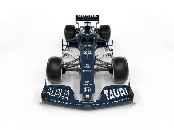 O AT02 também possui mudanças na parte aerodinâmica, com alterações pontuais no assoalho, no bico e na suspensão