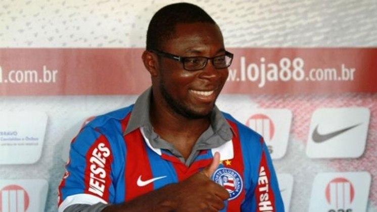 O atacante americano Freddy Adu, considerado por muitos o 'Novo Pelé', chegou ao Bahia em 2013. Mas, o jogador fez somente dois jogos, sem marcar gols.