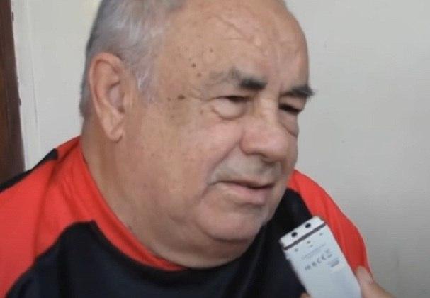 O atacante Babá nasceu em Aracati, no Ceará, e foi um dos principais jogadores do clube na década de 1950.