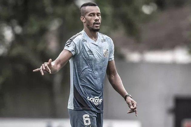 O atacante colombiano Copete tem vínculo com o Santos até junho de 2021.
