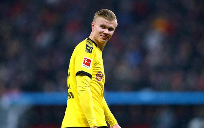 Na Champions League, ele também marcou 10 gols, entre os dois times. Porém, o Dortmund já foi eliminado