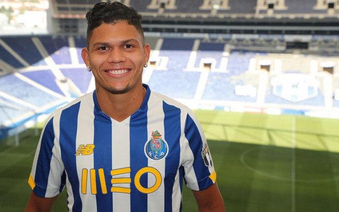O atacante Evanilson trocou o Fluminense pelo Porto. Tem tudoi para ser um dos destaques do Dragão na defesa do título.