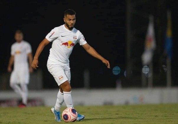 O atacante Morato, de 27 anos, e com passagem pelo São Paulo, se destacou no Paulistão deste ano e chegou ao Bragantino em maio. Tem contrato até 2022.