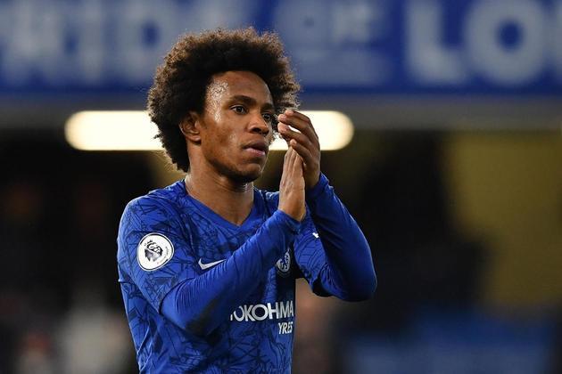 O atacante Willian, do Chelsea, disputou as Copas de 2014 e 2018 pela Seleção Brasileira. Seu contrato com o Chelsea termina no fim desta temporada e pode não ser renovado. Segundo o Transfermarkt, ele vale 22,5 milhões de euros (cerca de R$ 136 milhões).