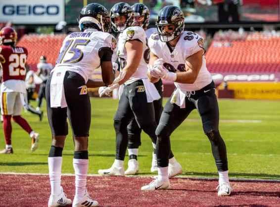 O ataque ainda não engrenou na temporada, mas não duvide deste Baltimore Ravens e de Lamar Jackson.
