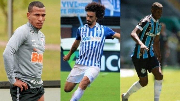 O Atlético-MG emprestou Otero ao Corinthians. Com isso, o LANCE! mostra jogadores de clubes fora do eixo Rio-SP que estão emprestados a outros clubes do futebol nacional.