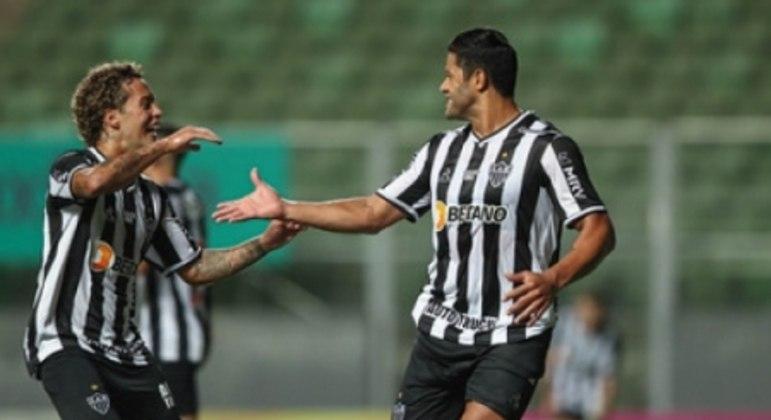 O Atlético-MG pode perder por até três gols de diferença que ainda seguirá para a grande final do Estadual