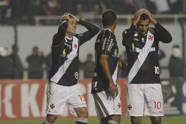 O Atlético-MG seguia na luta pelo título do Brasileirão de 2012 (na cola do Fluminense) quando foi medir forças com o Vasco. Em jogo intenso, o Cruz-Maltino buscou o empate em 1 a 1 contra a equipe mineira. O Flu, que encarava o Palmeiras no mesmo horário, garantiu uma vitória por 3 a 2 e ganhou a taça com três rodadas de antecedência.