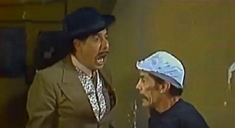 """O ator Rubén Aguirre, que interpretou o romântico professor Girafales, afirmou que a famosa expressão """"ta ta ta ta ta"""" foi inspirada em um professor da sua infância, que se chamava Celayo Rodríguez."""