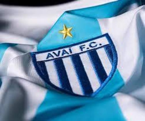 O Avaí tem uma estrela dourada em seu uniforme, que representa a conquista da Série C de 1998.