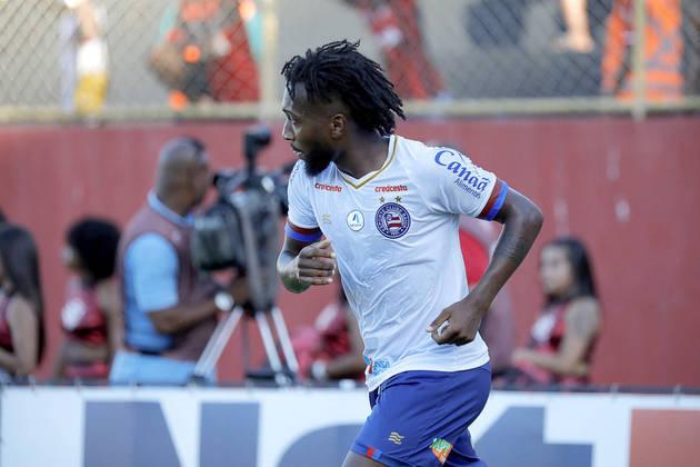 O Bahia não renovou com Dular Alimentos para 2020 como patrocinador master. A diretoria aguarda novas propostas para estampar a faixa principal de sua camisa.