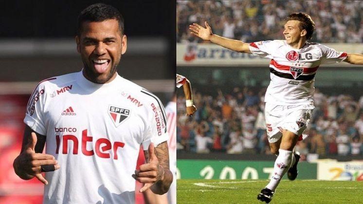 O Banco Inter, que era o patrocinador máster do São Paulo desde 2017, encerrou a parceria com o Tricolor nesta semana. Sendo assim, o LANCE! mostra todos os patrocínios máster do clube desde 1982, quando as camisas passaram a ser patrocinadas.