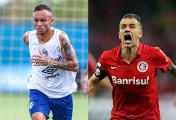 O Banrisul está desde 2001 estampando duas camisas importantes do futebol gaúcho e brasileiro: Internacional e Grêmio. O banco estatal ofere R$ 13 milhões aos clubes em 2020 e, desde que é patrocinador, ajudou na conquista de Libertadores, Mundial, estaduais e Copa do Brasil dos clubes.