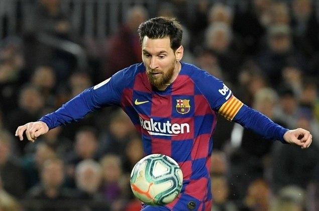 O Barcelona conquistou em 2018-19 o Campeonato Espanhol pela 26ª vez na história. E Messi teve mais um ano brilhante com 51 gols em 50 jogos (34 na La Liga, 10 na Champions, 3 na Copa do Rei).