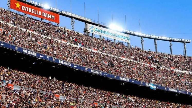O Barcelona é o único gigante equatoriano que nunca sentiu o amargo gosto do rebaixamento.