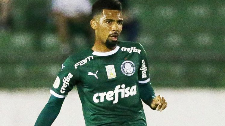 O Barcelona pagou ao Palmeiras 7 milhões de euros (mas de R$ 40 milhões) para tirar o volante Matheus Fernandes do futebol brasileiro