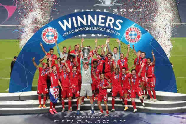 O Bayern de Munique é o outro clube que está garantido, já que venceu a Liga dos Campeões da última temporada ao bater o Paris Saint-Germain na grande final.
