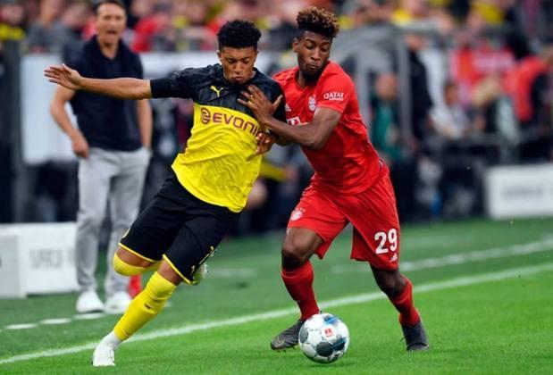 O Bayern lidera o campeonato com 61 pontos, contra 57 pontos do Dortmund. Restam sete rodadas para o fim.