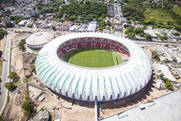 O Beira-Rio, onde o Internacional manda seus jogos, acabou de completar 51 anos no último dia 6 de abril. O estádio já hospedou finais de Brasileiro, Libertadores, Copa do Brasil, Sul-Americana e também recebeu jogos da Copa de 2014.